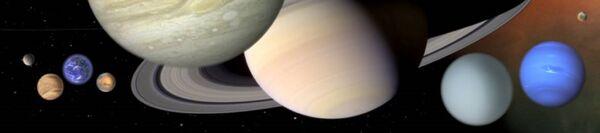 Main footer solar system