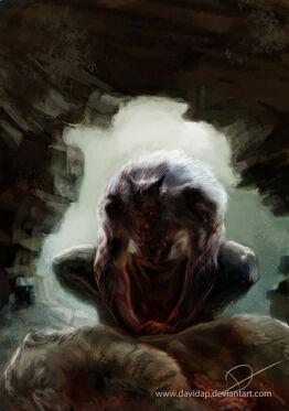 Herion werewolf by davidap-d54rfkt