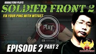 Soldier Front 2 Gameplay E2P2 Fix Your Ping With WTFast