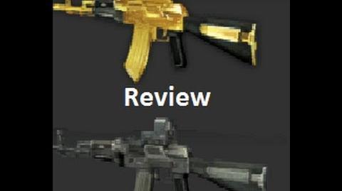Soldier Front 2 Ak-103 Gold Ak-103 EO Review