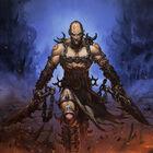 Cinderbound Barbarian 1