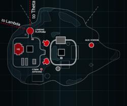 Map delta