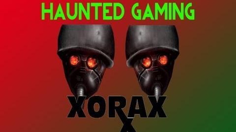 Haunted Gaming - Xorax (CREEPYPASTA)