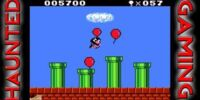 Balloon Fright - NES Creepy Pasta -