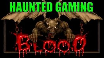Haunted Gaming - Blood The Nightmare (CREEPYPASTA)