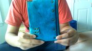 Timothy's Journal Back