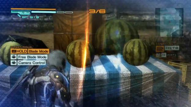 File:Metal-Gear-Rising-Blade-mode-cutting-fruit.png