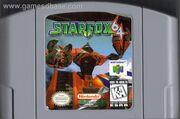 Star Fox 64 - 1997 - Nintendo