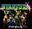 Star Fox Anger