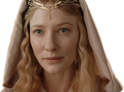 Galadriel Render (Middle-earth Shadow of Mordor)