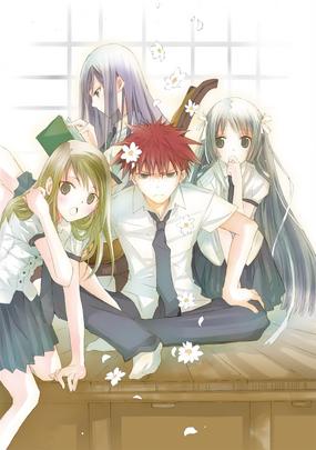 Hikaru v5special cover