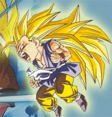 Goku gt super sayajin 3 wiki son goku fandom powered - Sangoten super sayen 3 ...