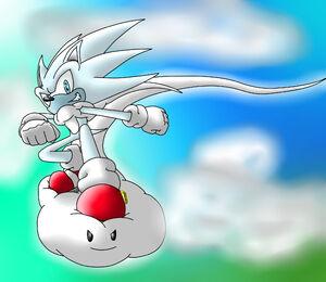 Cloud Hedgehog Dude