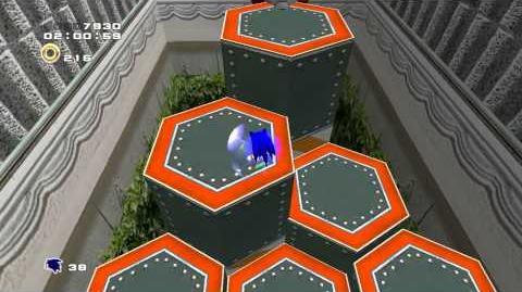 Sonic Adventure 2 - City Escape