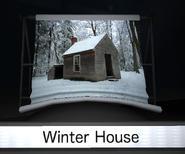 Winter House slide