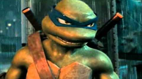 Leo Vs Raph (TMNT) *Good Quality*-0