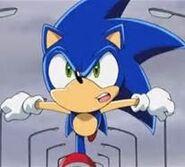 Sonic run fast