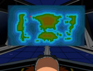 Ep47 Earth Sonic X's map