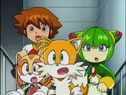 Sonic X Episode 59 - Galactic Gumshoes 445145