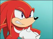 SONIC X Ep5 - Cracking Knuckles 758491