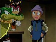 Sonic X - Season 3 - Episode 71 Hedgehog Hunt 335936
