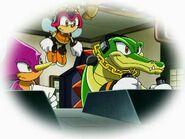 Sonic X - Season 3 - Episode 71 Hedgehog Hunt 266800