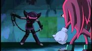 SONIC X Ep17 - The Adventures of Knuckles and Hawk