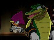 Sonic X - Season 3 - Episode 71 Hedgehog Hunt 463029