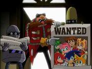 Sonic X - Season 3 - Episode 71 Hedgehog Hunt 403069