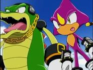 Sonic X Episode 59 - Galactic Gumshoes 190624