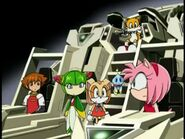 Sonic X Episode 69 - The Planet of Misfortune 89690