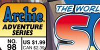Archie Sonic the Hedgehog Issue 98