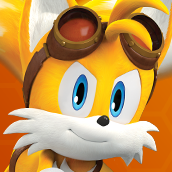 Tails icon (Sonic Dash 2)