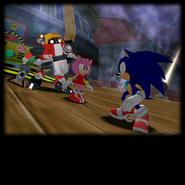 Sonic Adventure Credits (Sonic 23)