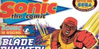 Sonic the Comic Issue 25