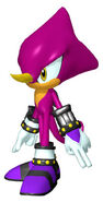 Sonicheroes espio early