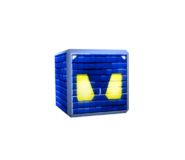 Blue Cube Colors model