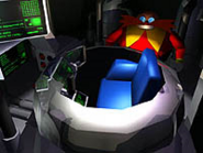 Sonic R artwork Eggman