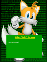 Tails-Card