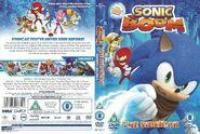 Sonic Boom Volume 1 Full DVD Cover