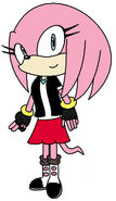 Mikee the echidna gift for katrins23 by mariosonicfan123-d4ra0dv