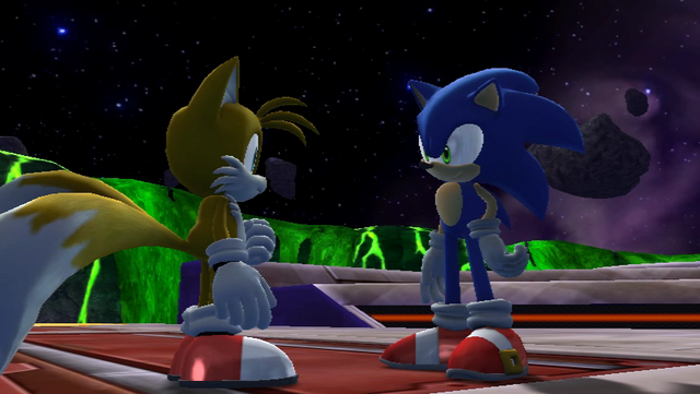 File:Sonic and Tails leaving Asteroid Coaster.png