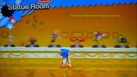 Sonic Generations - Glitches and Tricks 1
