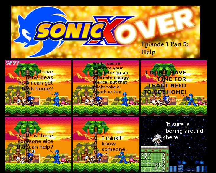 Sonic X Over5