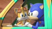 S2E33 Sonic and Tails