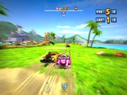 Sonic & SEGA All-Stars Racing Ocean Ruin 7