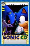 Sonic CD Card