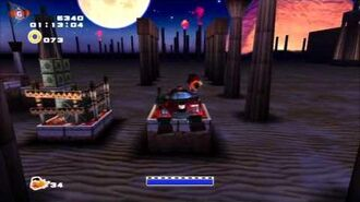 Sonic Adventure 2 (PS3) Sand Ocean Mission 3 A Rank