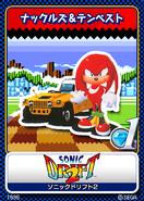 Sonic Drift 2 01 Knuckles