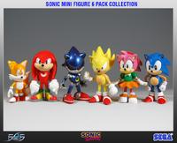 Brinquedos Antigos do Sonic